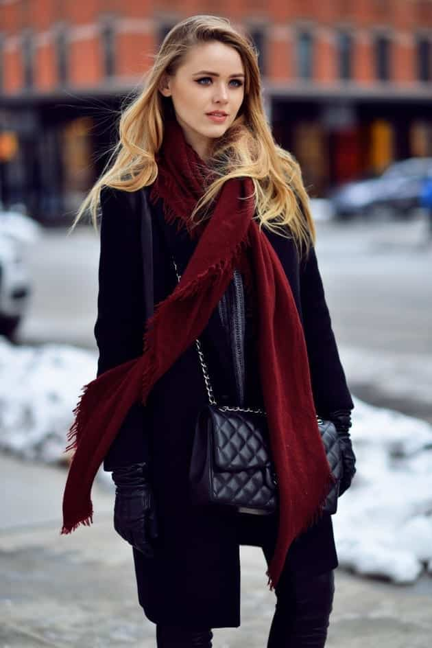 snm4 10 Must Have Winter Fashion Accessories for Women This Year