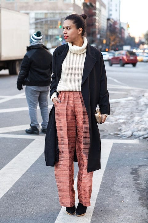 tn5 How to Wear Turtle Neck Sweater? 24 Cute Outfit Ideas