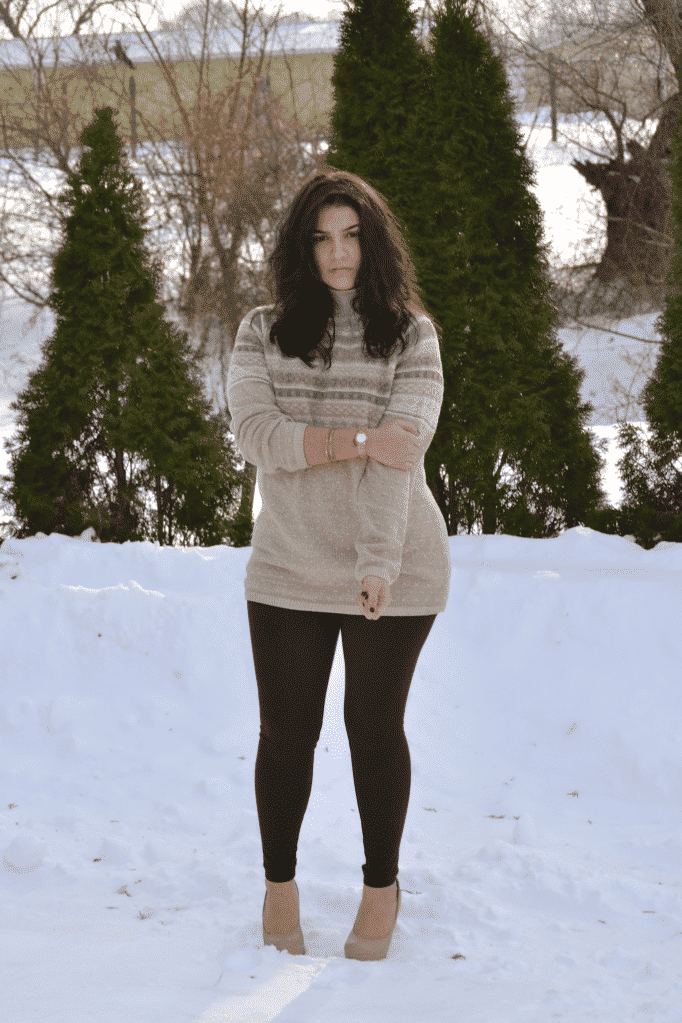 tn6 How to Wear Turtle Neck Sweater? 24 Cute Outfit Ideas