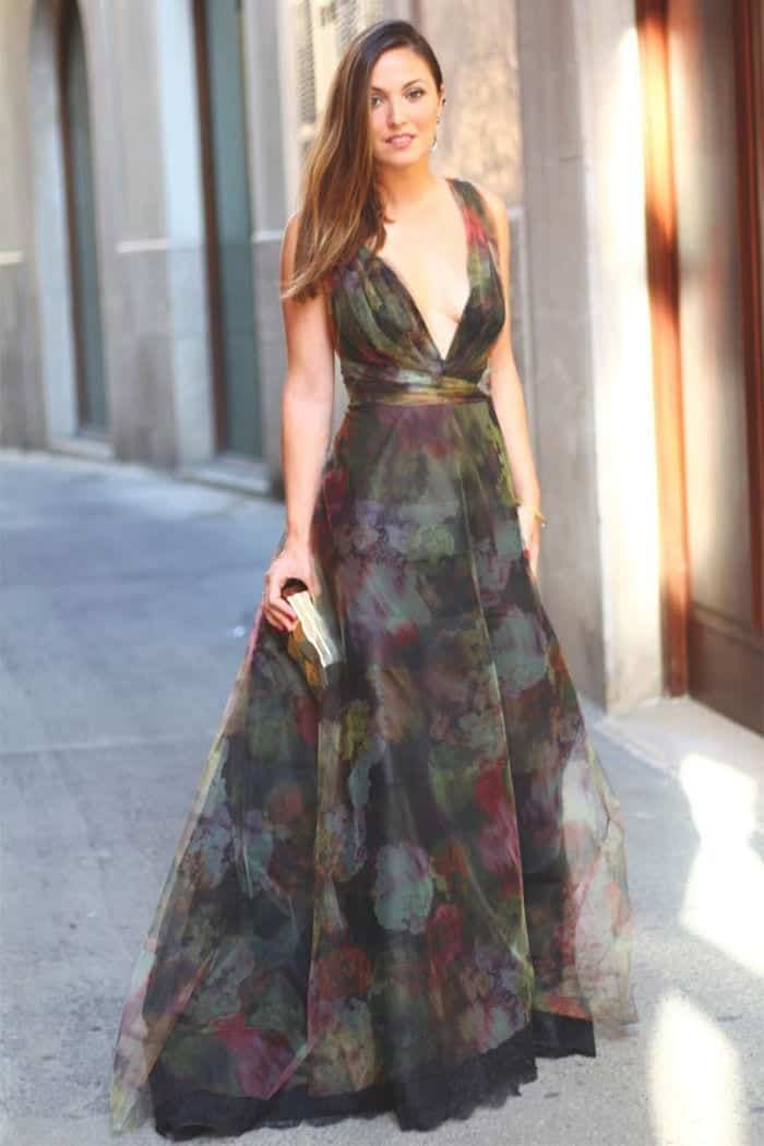 cute fall wedding guest outfits  ideas  dress  wear
