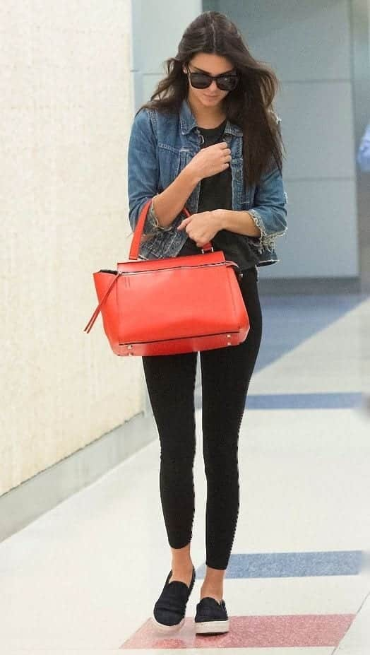 Fashionable Airport Outfits (2)