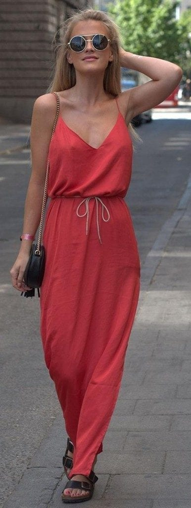 how to wear camisole dress (3)