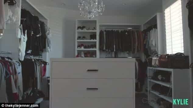 k5 How Kylie Jenner's Wardrobe Looks In Her $2.7million Mansion