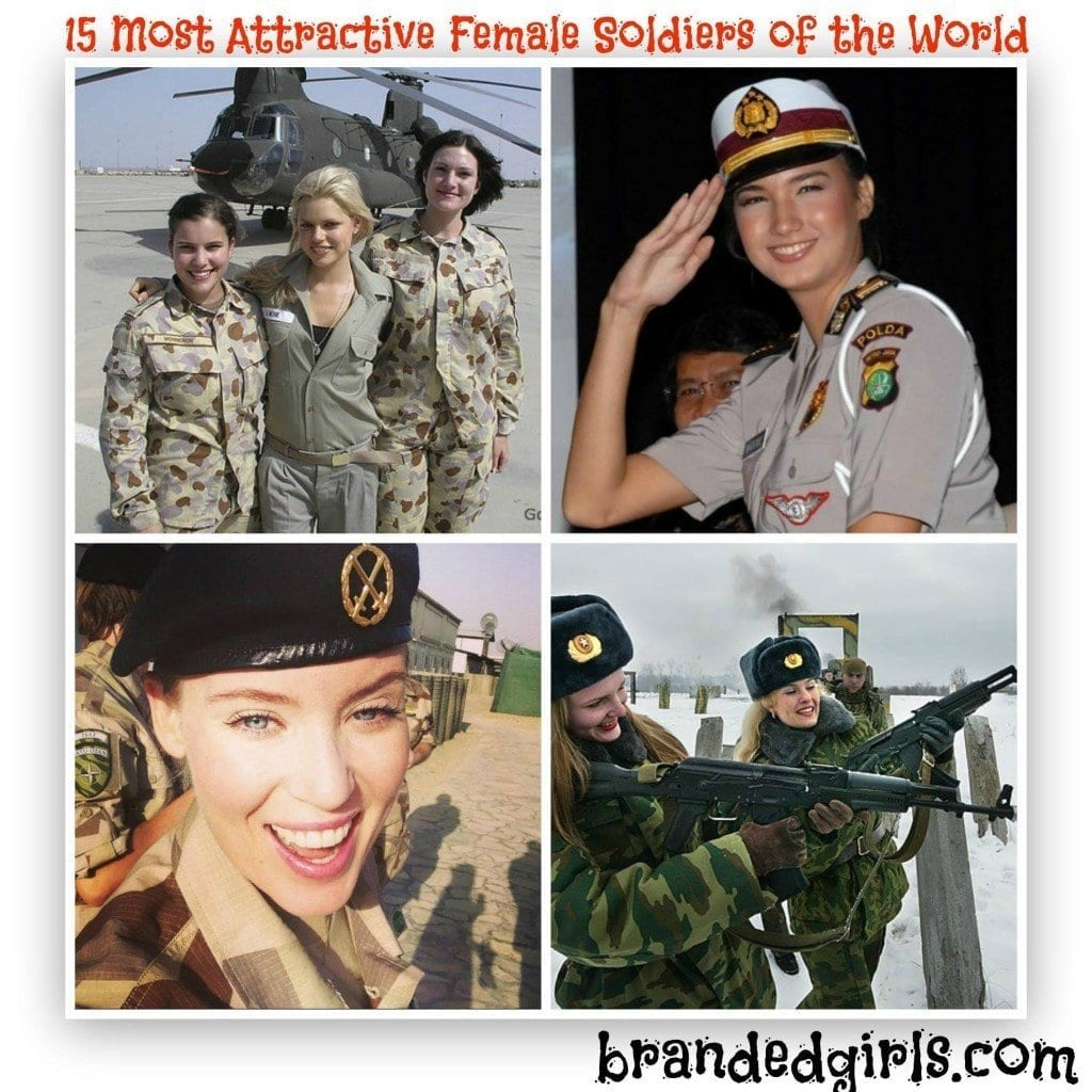 sexy-female-soldiers-1024x1024 Most Sexy Female Soldiers-15 Most Beautiful Women In Uniform