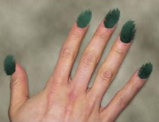 #17 - Grass Green Fur Idea