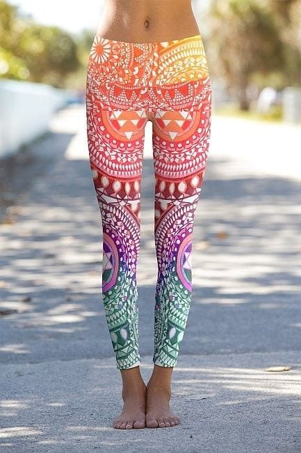 Top 20 Ways of how to wear leggings in perfect way (16)