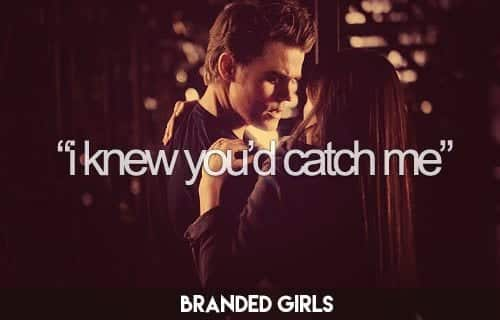 What-We-Love-About-TVD-stefan-and-elena-30682368-500-320 50 Cute and Funny Things to say to a Girl to Impress Her