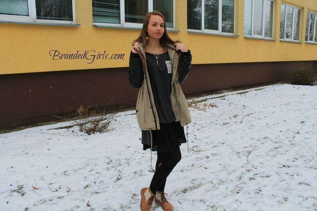 cozy-dress-for-school-1024x683 Perfect Winter Outfit For School/College Girls-Monday Outfit