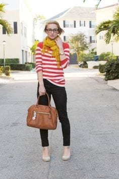 Top 20 Ways of how to wear leggings in perfect way (4)