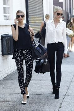Top 20 Ways of how to wear leggings in perfect way (2)