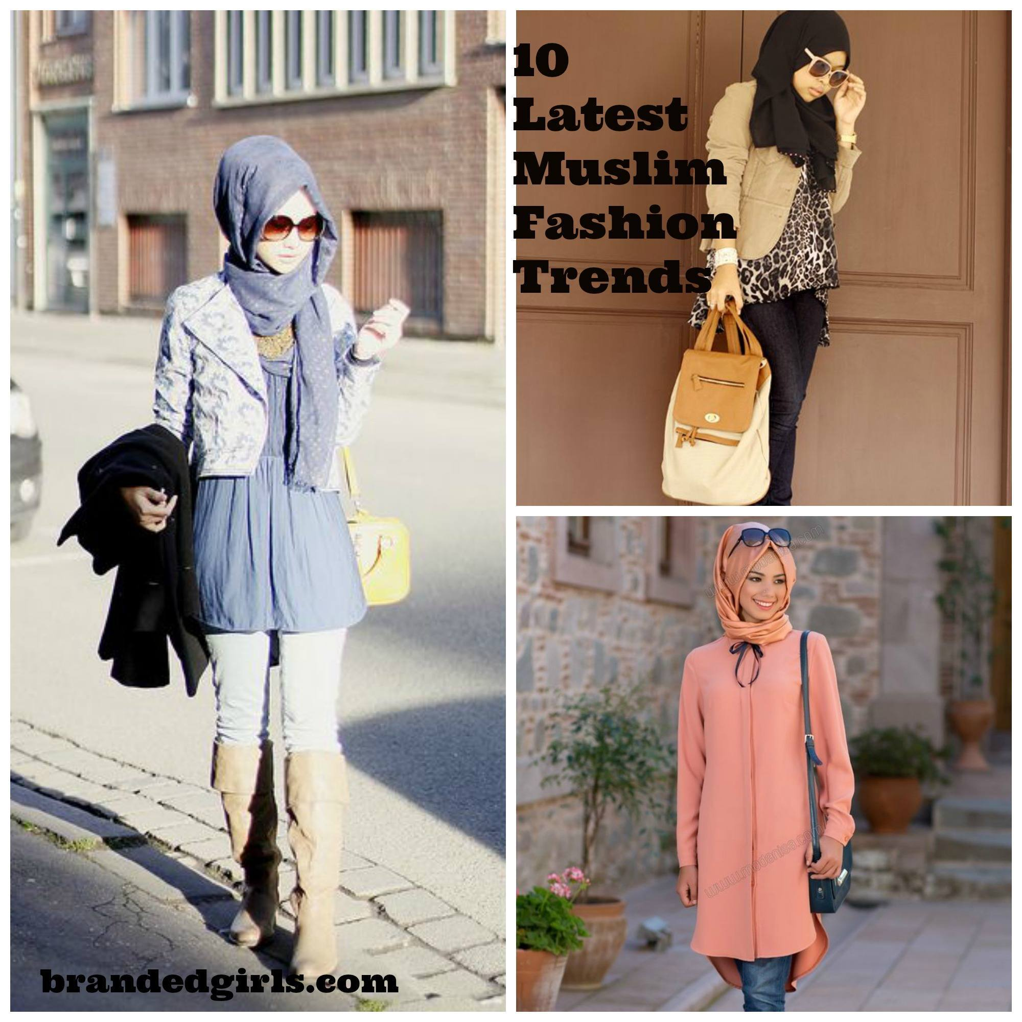 muslim-fashion-trends 10 Fashion Trends for Muslim Women to Follow this Year