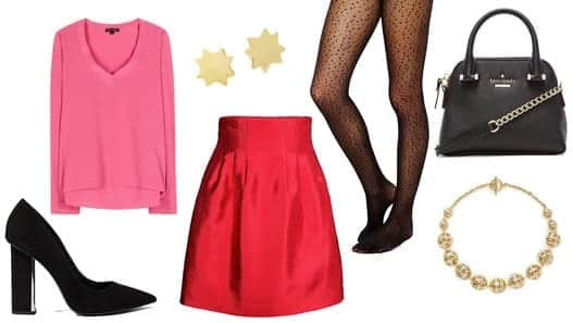 slide_402026_4983698_compressed Red and Pink Combination – How To Wear a Red and Pink Outfit