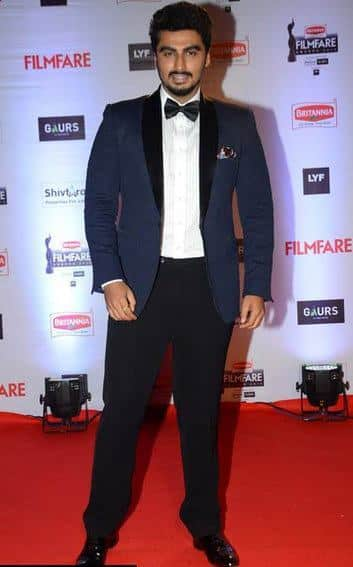 10-His-best-Tuxedo-Look-Ever Arjun Kapoor Outfits-30 Best Dressing Styles of Arjun Kapoor to Copy