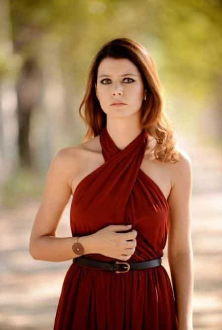 13-Beren-Saat Top Muslim Models-15 Prettiest Muslim Female Models in World
