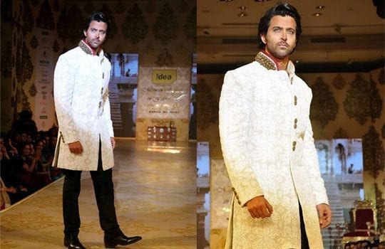 19-Mijwan-Fashion-Show-Outfit Hrithik Roshan Outfits-30 Best Dressing Styles of Hrithik Roshan