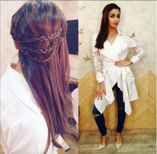 23-Classy-Western-Get-up Alia Bhatt Outfits-32 Best Dressing Styles of Alia Bhatt