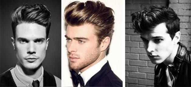 23-The-Quiff 48 New Hairstyles for Skinny Boys Trending These Days
