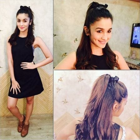 24-Cute-Retro-Outfit-Look Alia Bhatt Outfits-32 Best Dressing Styles of Alia Bhatt