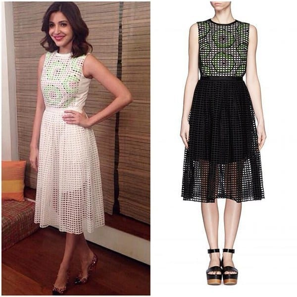 25-Anushka-Sharma-in-a-Ravishing-Attractive-Dress Anushka Sharma Outfits-32 Best Dressing Styles of Anushka Sharma
