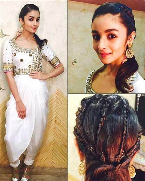 26-Brilliant-Traditional-Native-Get-up Alia Bhatt Outfits-32 Best Dressing Styles of Alia Bhatt