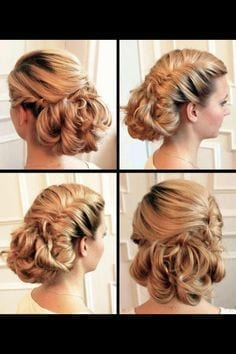 #28 - Sexy Twists of Braided Hairdo
