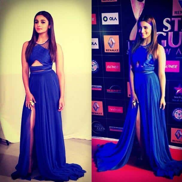 29-Glamorous-Gown Alia Bhatt Outfits-32 Best Dressing Styles of Alia Bhatt