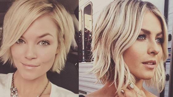 #3 - Gorgeous Bob Hairdos for Round-faced Ladies