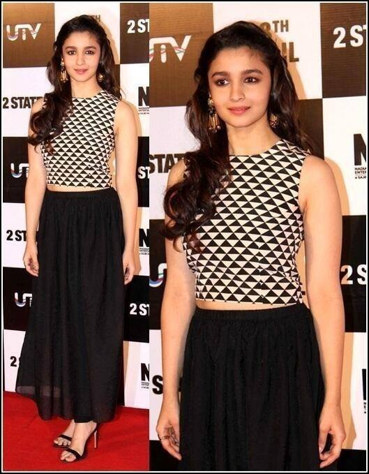 32-Stunning-and-Classy-Long-Skirt-Outfit Alia Bhatt Outfits-32 Best Dressing Styles of Alia Bhatt
