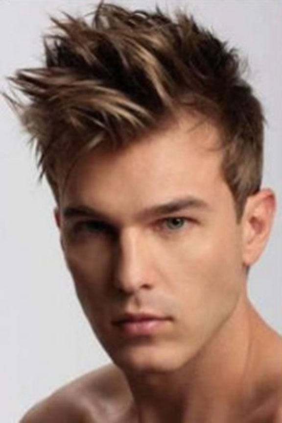 40-Spiky-Fringe 48 New Hairstyles for Skinny Boys Trending These Days