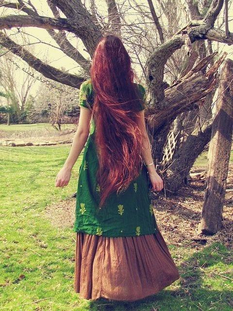 Longest Hair Women 30 Girls With Longest Hairs In The World