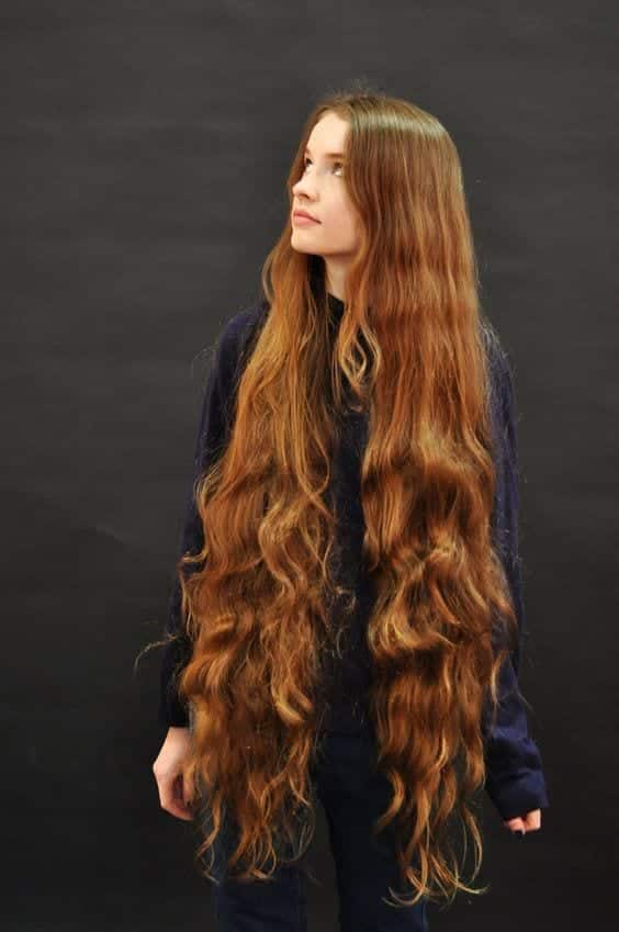 #6 - The Girl With Fairy-tale Long Hair