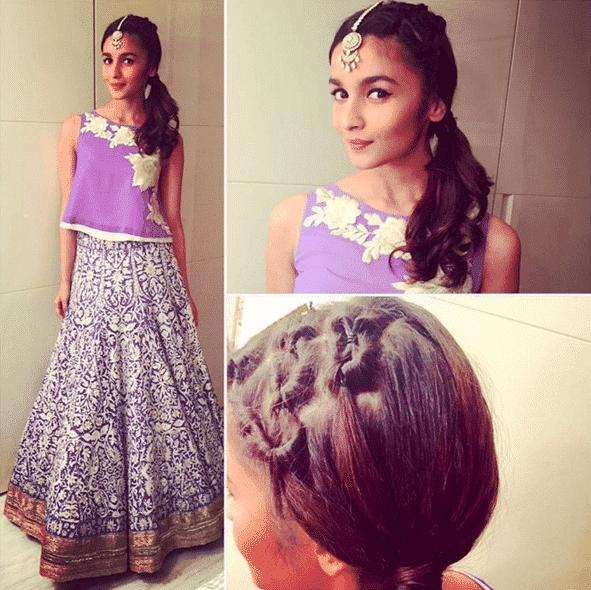 7-Alias-Classic-Lehenga-Outfit Alia Bhatt Outfits-32 Best Dressing Styles of Alia Bhatt