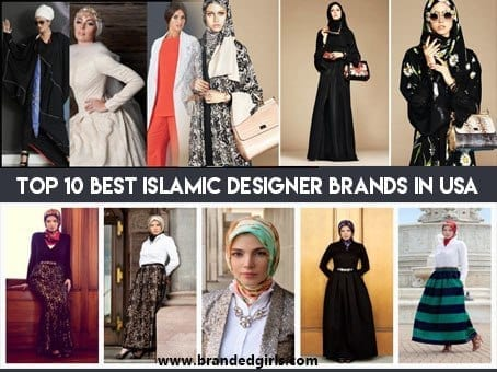 10 Best Islamic Designer Brands in USA For Women