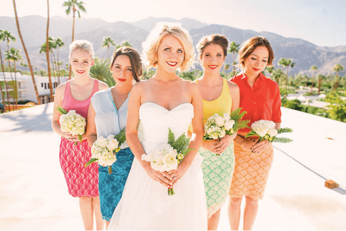 Mark-Brooke-Photography Breathtaking Trendy Bridesmaid Outfit Ideas for 2016
