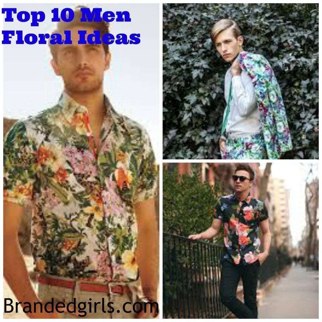 PicMonkey-Collage-4-1024x1024 Men Floral Fashion–10 Do's and Don'ts Of Men's Floral Fashion