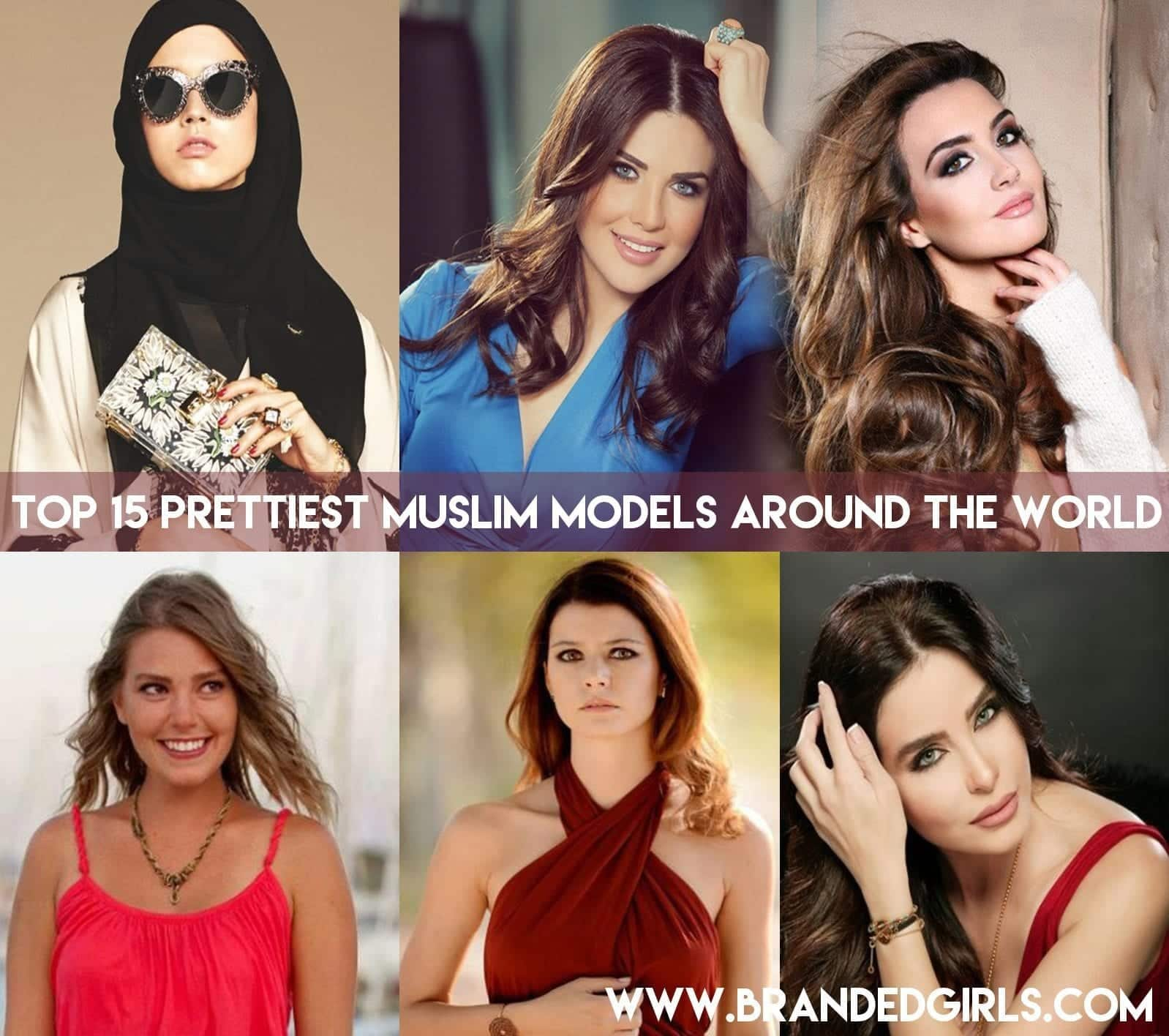 Top 15 Prettiest Muslim Models Around the World