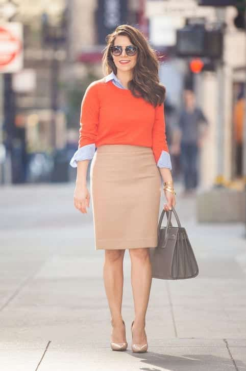 Top Ten Trends For Office Wear (1)