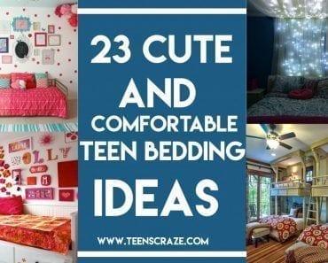 teenage-girl-bedding-ideas