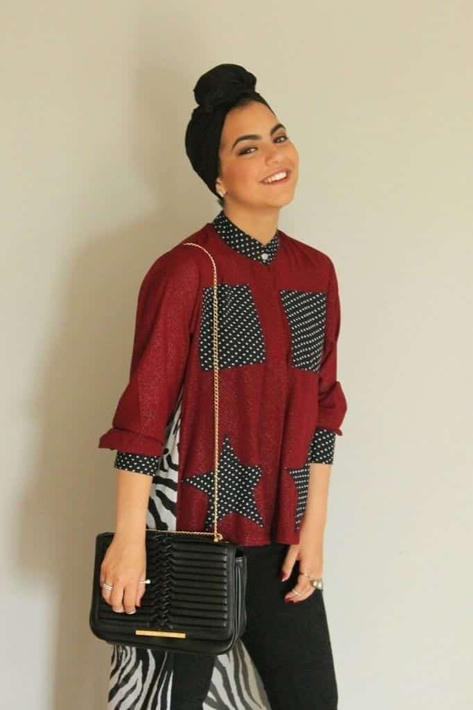 10-Farah-Emara-682x1024 Muslim Fashion Bloggers-15 Popular Islamic Bloggers to Follow