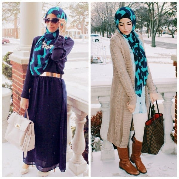 12-Haute-Hijab Muslim Fashion Bloggers-15 Popular Islamic Bloggers to Follow