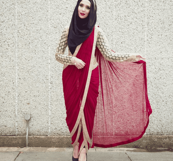 13-Amena Muslim Fashion Bloggers-15 Popular Islamic Bloggers to Follow