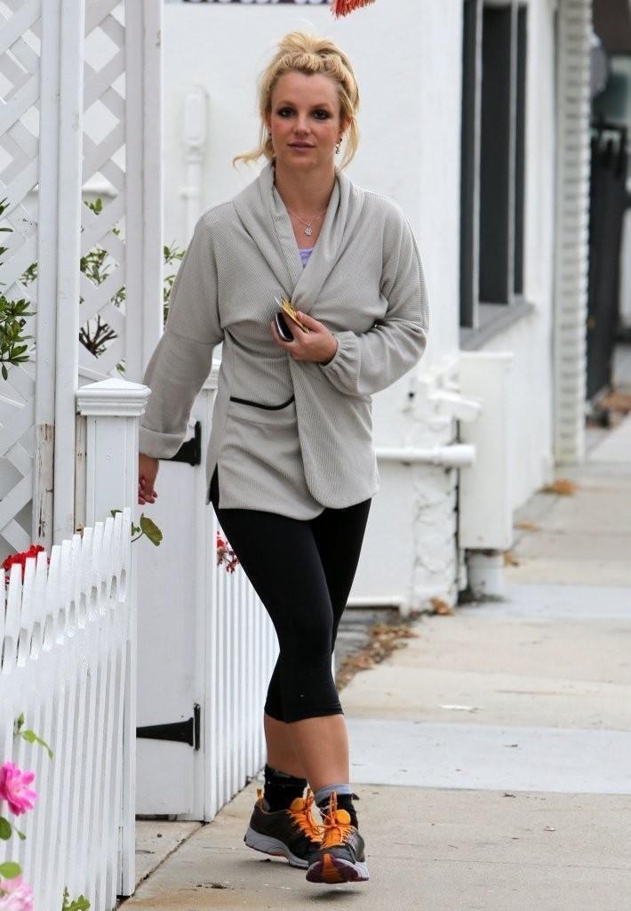 #15 - A Short Legging Workout Style