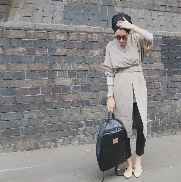 15-Dina-Torkia Muslim Fashion Bloggers-15 Popular Islamic Bloggers to Follow