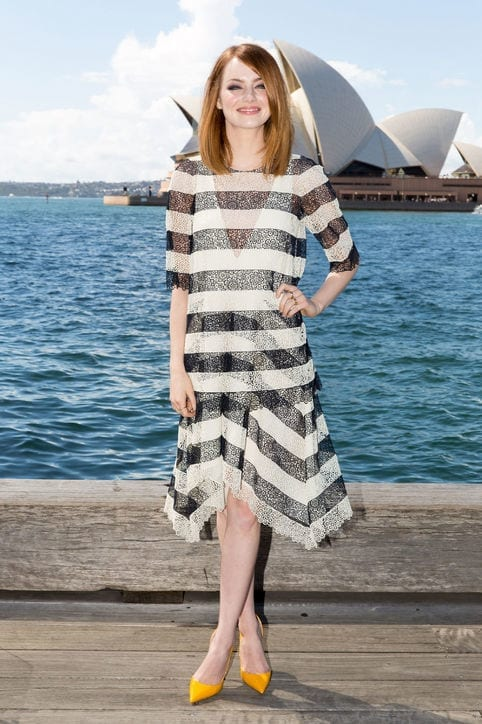 16-A-Good-Summer-Day-Style Emma Stone Outfits-25 Best Dressing Styles of Emma Stone to Copy