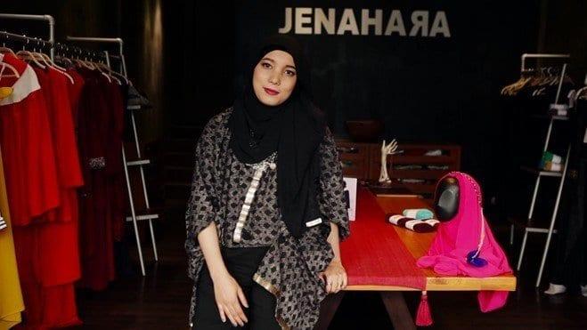 2-Jenahara-Nasution Muslim Fashion Designers-List of World's Most Famous Islamic Designers