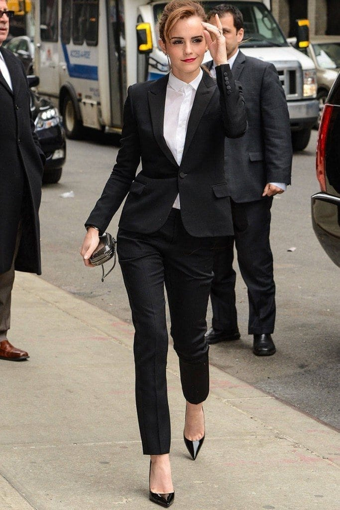 22-The-Perfect-Office-Look-683x1024 Emma Watson Outfits - 25 Best Dressing Style of Emma Watson