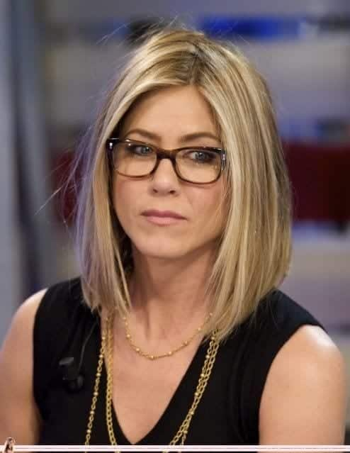 #37 - Aniston's Prolonged Bob Hairdo