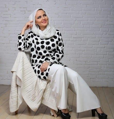 6-Dilyara-Sadrieva Muslim Fashion Designers-List of World's Most Famous Islamic Designers