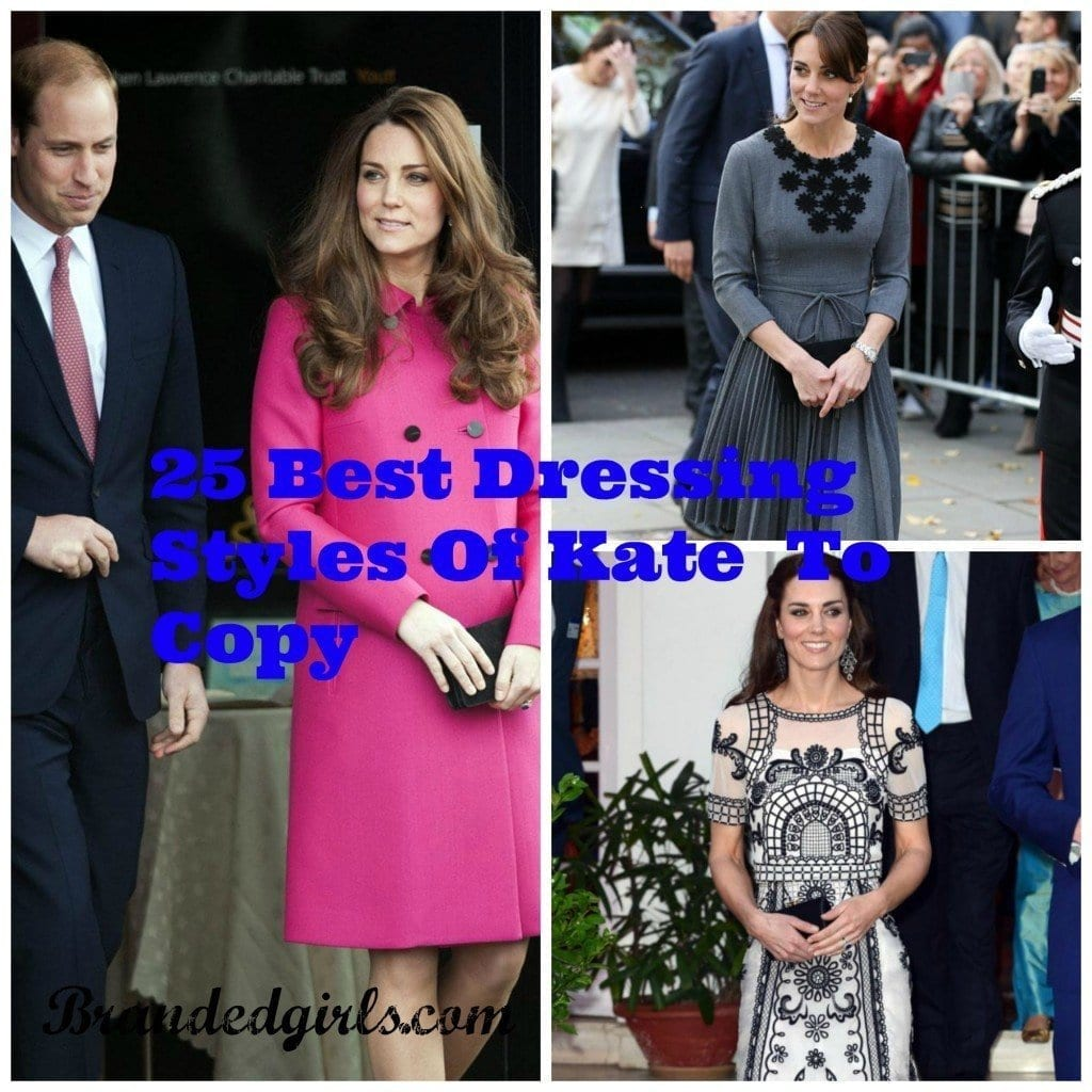 PicMonkey-Collage-6-1024x1024 Kate Middleton's Outfits-25 Best Dressing Styles Of Kate To Copy