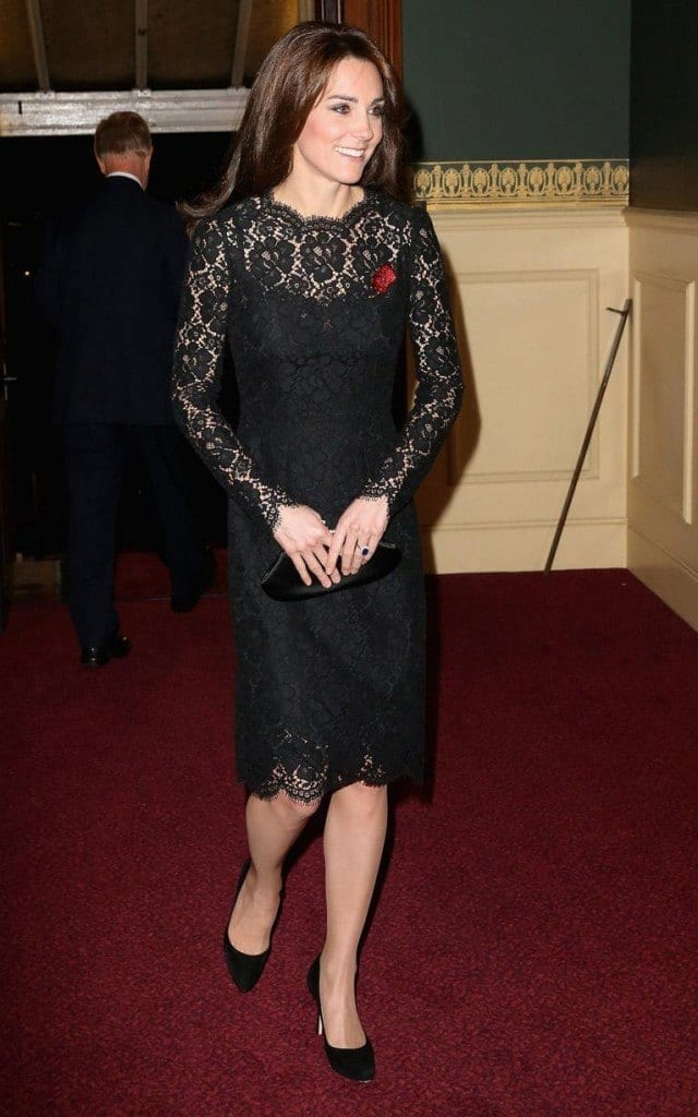 duchess-black-xlarge-640x1024 Kate Middleton's Outfits-25 Best Dressing Styles Of Kate To Copy